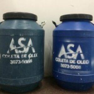 Parceria garante a doação de coletores de óleo de cozinha da Asa Indústria para diversas unidades do Crea-PE