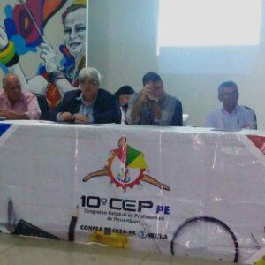 Nove proposições são aprovadas no Encontro Regional do CEP realizado em Araripina