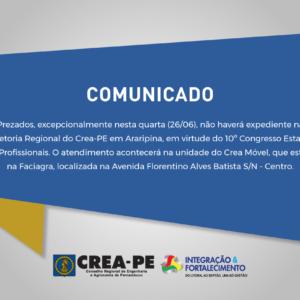Atendimento durante Reunião Preparatória do CEP na Regional de Araripina