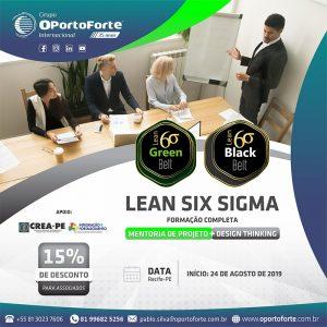 Grupo OPortoForte oferece formação completa em Lean 6 Sigma – Black Belt