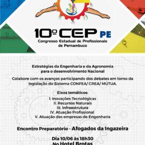 5º Encontro Preparatório do CEP acontece em Afogados da Ingazeira