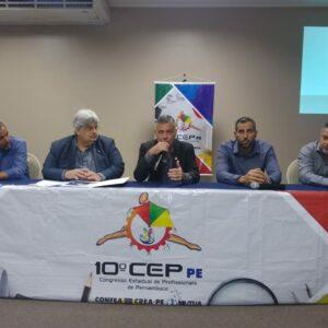 Profissionais de Petrolina participaram do 8º Encontro Regional do 10º CEP