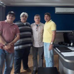 Representantes do Crea-PE concedem entrevistas sobre o CEP em rádios de Afogados da Ingazeira