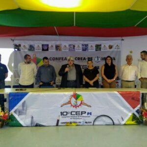 Arcoverde recebe a 6ª edição dos Encontros Preparatórios do Crea-PE
