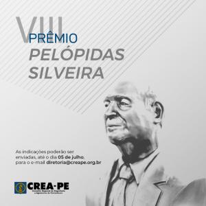 Crea-PE recebe indicações para Medalha do Mérito Pelópidas Silveira até 05 de julho