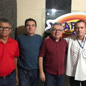 """""""Jamais pensei em ser presidente do Crea-PE"""", diz Evandro, ao entregar sede própria do órgão em Araripina"""