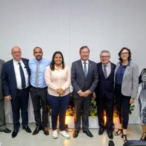 Comissões do Crea Jr-PE participam da inauguração da inspetoria de Araripina
