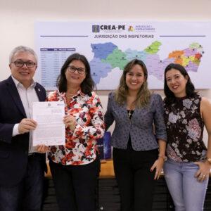 Nova parceria – GGDISK Ótica e Crea-PE