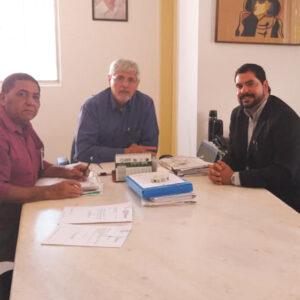 Iniciadas as tratativas para renovação do termo de cooperação e cessão entre o Crea-PE e a Prefeitura de Paulista