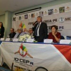 10º Congresso Estadual de Profissionais de Pernambuco aconteceu no Recife nesta sexta (26) e sábado (27)