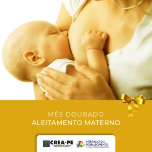 Conscientização sobre o aleitamento materno