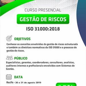 Grupo OPorto Forte oferece curso de Gestão de Riscos no Recife