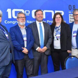 Coordenador da Comissão Organizadora Regional do Crea-PE, André Lopes, participa de sistematização de propostas do 10º CNP