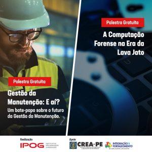 IPOG oferece palestras gratuitas no mês de agosto: oportunidades para aprimorar conhecimentos