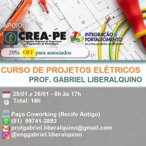 Paço Coworking abre inscrições para nova turma do curso de projetos elétricos com 20% de desconto