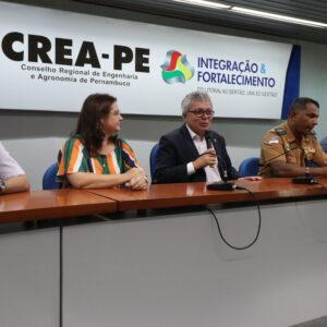 Crea-PE propõe inovações na Fiscalização Preventiva Integrada para o Carnaval 2020