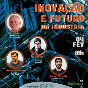 Inovação e futuro da indústria é tema de debate no Recife Antigo