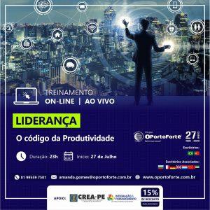 Grupo OPorto Forte inova e oferece o Curso Liderança – O Código da Produtividade