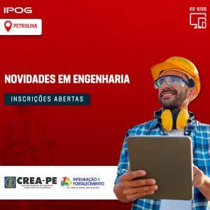 IPOG PETROLINA inova com novos formatos de cursos remotos