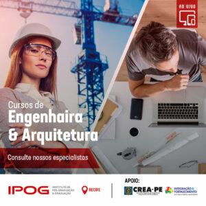 Especializações de destaque para engenheiros e arquitetos