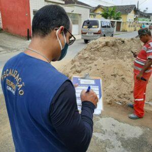 Palmares e municípios da Mata Sul estão sendo vistoriados pela Dirigida do Crea-PE