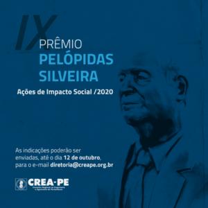 Crea-PE abre inscrições para premiar iniciativas de impacto social