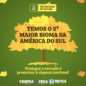 11/09 – DIA NACIONAL DO CERRADO
