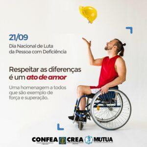 21.09 – Dia Nacional de Luta da Pessoa com Deficiência