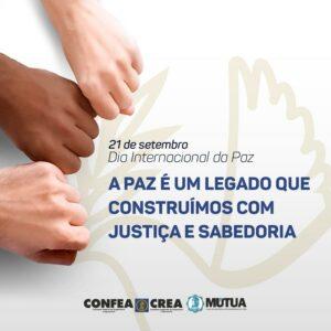 21.09 – Dia Internacional da Paz