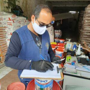 Fiscalização do Crea-PE finaliza operação em Palmares