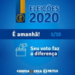 Crea-PE: tudo pronto para eleição de amanhã