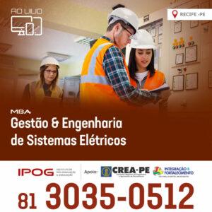 Promova sua carreira qualificando-se para posições gerenciais no setor elétrico