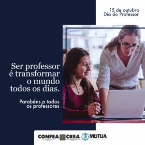 15/10 – Dia do Professor