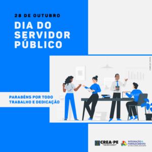 28/10 – Dia do Servidor Público