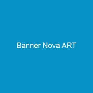 Banner Nova ART