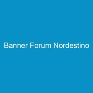Banner Forum Nordestino