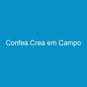 Confea.Crea em Campo