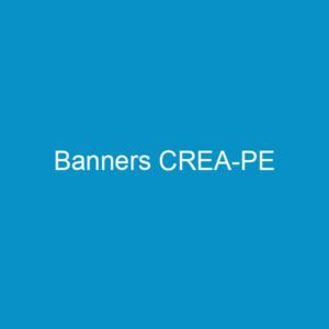 Banners CREA-PE
