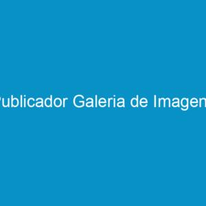 Publicador Galeria de Imagens