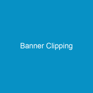 Banner Clipping