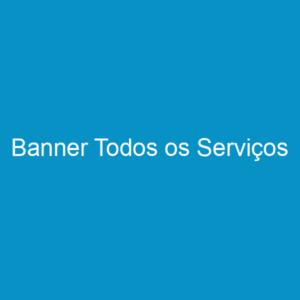 Banner Todos os Serviços