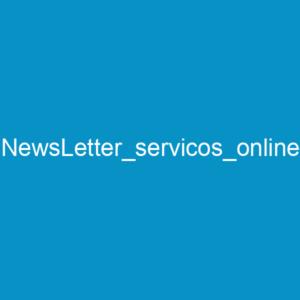 NewsLetter_servicos_online