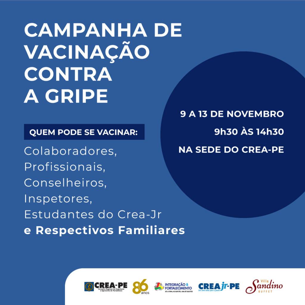 Read more about the article Campanha de Vacinação Contra a Gripe