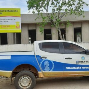 Fiscalização do Crea-PE amplia atuação no estado