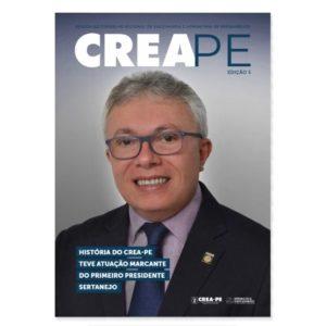Nova Revista Digital do Crea-PE destaca principais ações realizadas
