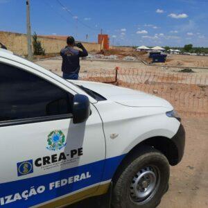 Crea-PE leva Fiscalização Dirigida com novas ações no Sertão