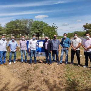 Crea-PE assina contrato para a construção de nova unidade em Salgueiro