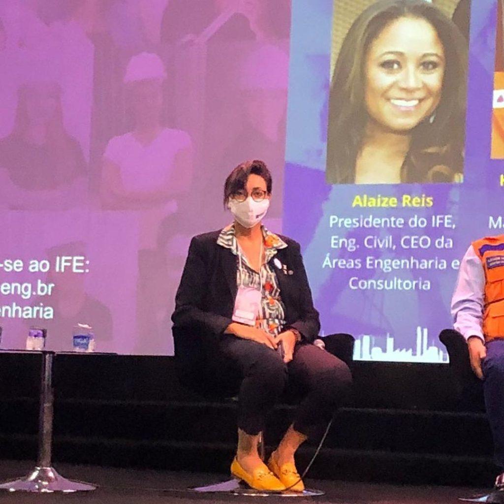 Pernambuco participa do 1º. Congresso Nacional de Mulheres Engenheiras