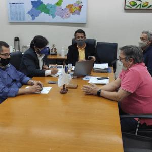 Crea-PE e Cefospe firmam parceria para oferta de cursos aos colaboradores