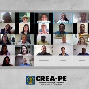 Tomam posse novos inspetores do Crea-PE